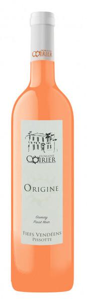 Domaine Coirier - origine - Rosé - 2018