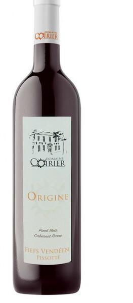 Domaine Coirier - origine - Rouge - 2018