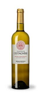 Domaine de l'Estagnere Cite de Carcassonne 2018 blanc Gerard Bertrand