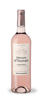 Domaine de Villemajou Corbieres 2019 rosé Gerard Bertrand