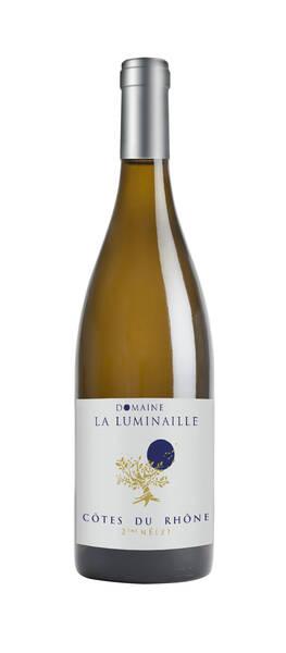 Domaine la Luminaille - côtes du rhône  1er né(z) - Blanc - 2017
