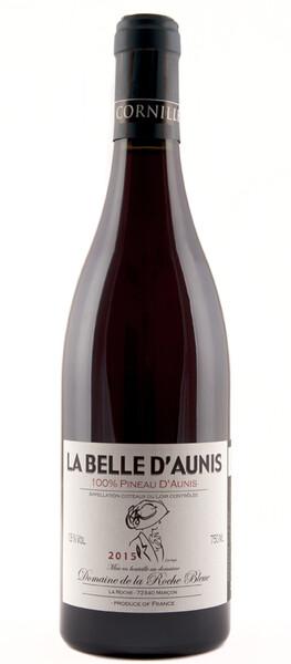 Domaine de la Roche Bleue - belle d'aunis - Rouge - 2018