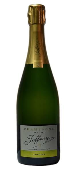 Champagne JOFFREY - douceur - Pétillant