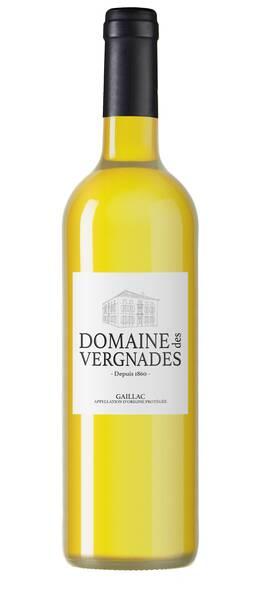 Domaine des Vergnades - cuvée doux - Blanc - 2017