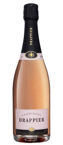 Champagne Drappier - rosé - Rosé