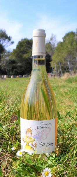 Domaine de Villeneuve - bee happy sweet - Blanc - 2019
