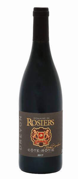 Domaine de Rosiers - côte-rôtie cuvée drevon - Rouge - 2017