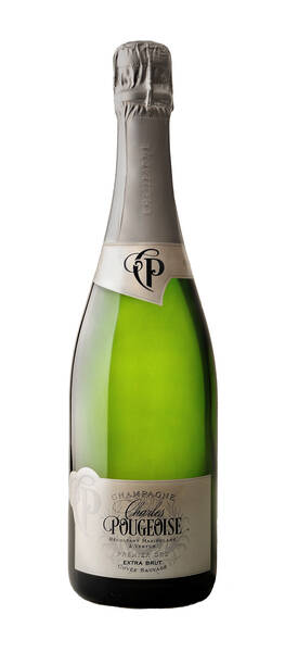 Champagne Charles Pougeoise - cuvée sauvage - Blanc