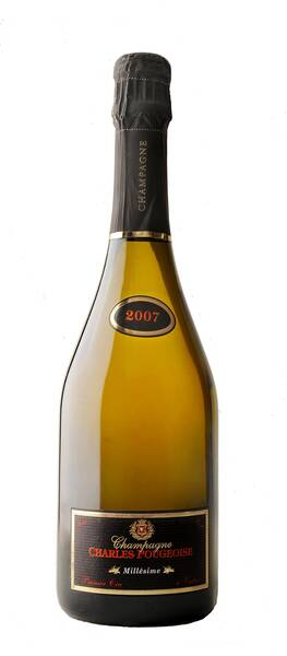 Champagne Charles Pougeoise - millésime - Blanc - 2008