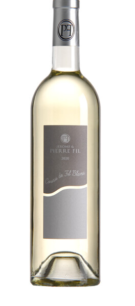 Domaine Pierre Fil - cousu de - Blanc - 2020