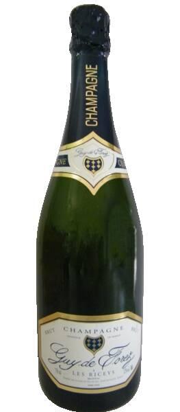 Champagne Guy de Forez - Brut Tradition
