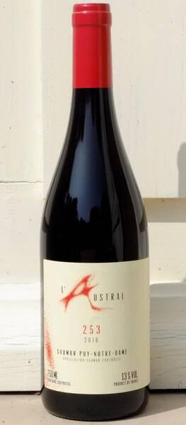 L'AUSTRAL - 253 - Rouge - 2016
