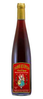 Plaisir aux épices rouge (vin chaud à réchauffer)