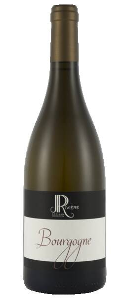 Domaine JP RIVIERE - bourgogne chardonnay - Blanc - 2018