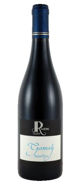 Domaine JP RIVIERE - gamay saint trys - Rouge - 2018