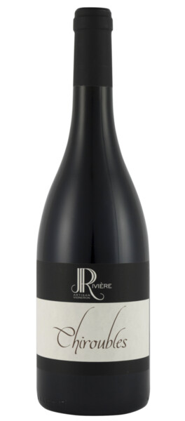 Domaine JP RIVIERE - chiroubles - Rouge - 2018