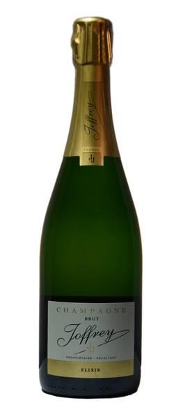 Champagne JOFFREY - elixir by - Pétillant - 2012