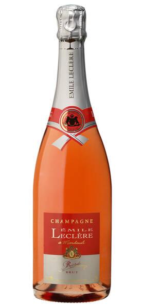 Champagne Emile Leclere - brut - Rosé