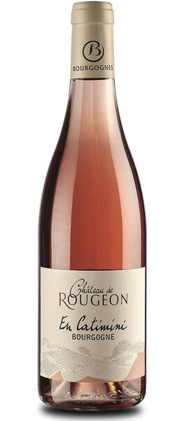 Château de Rougeon - bourgogne  en catimini - Rosé - 2018
