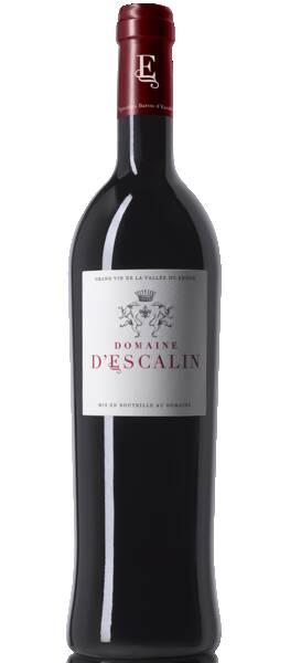 Vignobles Baron d'Escalin - domaine - Rouge - 2013
