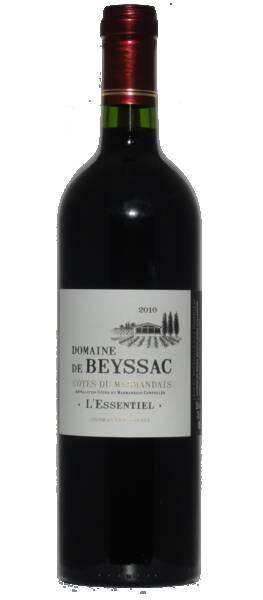 Domaine de Beyssac - l'essentiel - Rouge - 2011