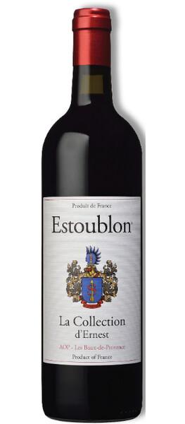 Château d'Estoublon - collection d'ernest - Rouge - 2014