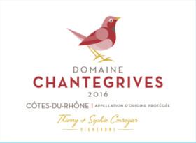 Domaine Chantegrives - cuvée lady - Rouge - 2016