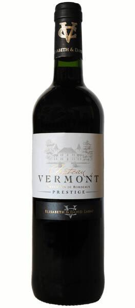 Château Vermont - prestige - Rouge - 2019