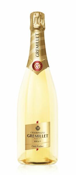 Champagne Gremillet - Cuvée Evidence
