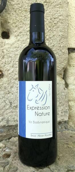 Clos de Grange Vieille - expression nature - Rouge - 2017