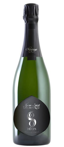 Champagne Xavier Loriot  - cuvée extra brut - Pétillant