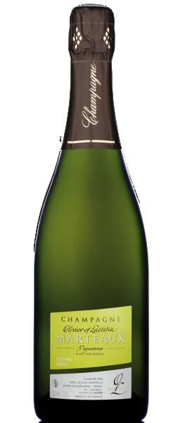 Champagne Marteaux  - Champagne Marteau Extra Brut