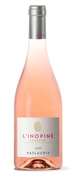 MasLauris - l'inopiné - Rosé - 2020