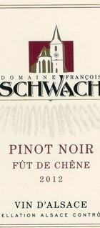 Pinot Noir Fût de Chêne