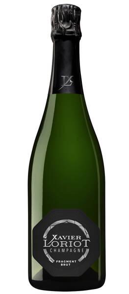 Champagne Xavier Loriot  - fragment brut - Pétillant