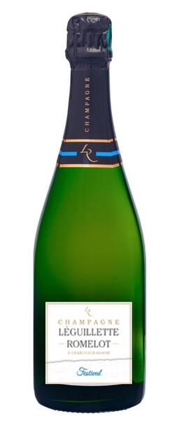Champagne LEGUILLETTE ROMELOT - festival - Blanc