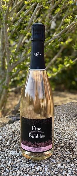 Domaine des Ruaults - fine bubbles rosé - Pétillant