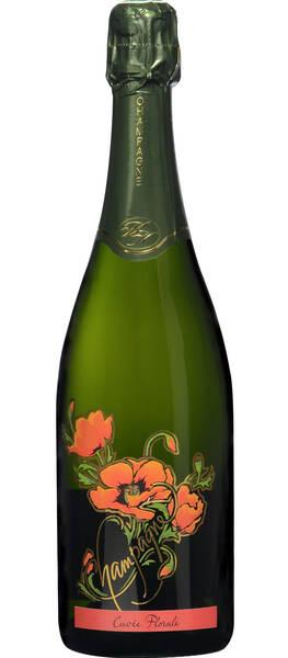 Champagne Marc HENNEQUIERE - florale - Pétillant