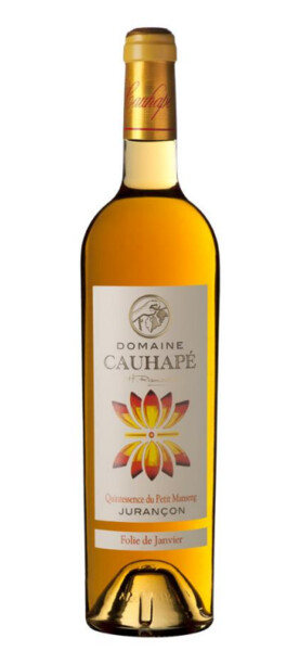 Domaine Cauhapé - folie de janvier - Liquoreux - 2010