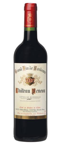 Château Peneau - cuvée tradition - Rouge - 2019