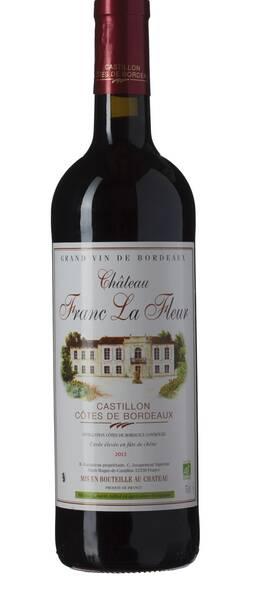 32 route de Villemartin - château franc la fleur - Rouge - 2013