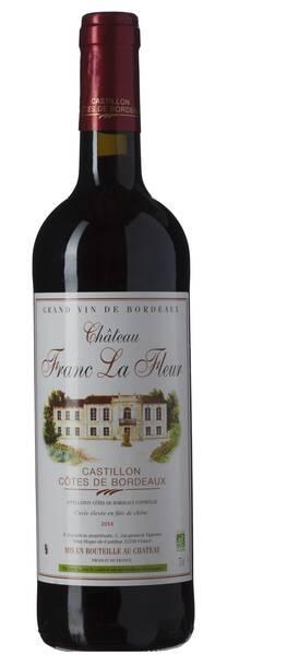 32 route de Villemartin - château franc la fleur - Rouge - 2014