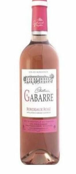 EARL VIGNOBLES GABARD - Château La Gabarre - Rosé - 2019