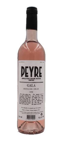 Domaine des Peyre - gala - Rosé - 2019
