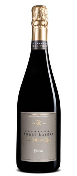 Champagne André Robert - pauline - Blanc