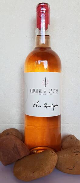 Le Domaine de Causse - la garrigota - Rosé - 2019