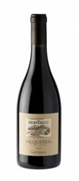 Domaine Montirius - garrigues - Rouge - 2016