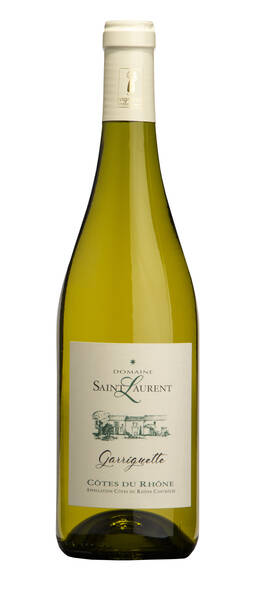 Domaine Saint Laurent - garriguette - Blanc - 2020