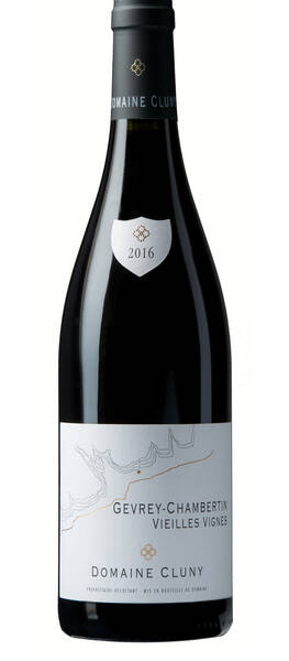 Domaine Cluny - gevrey-chambertin vielles vignes - Rouge - 2017