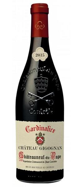Château Gigognan - cardinalice - Rouge - 2015